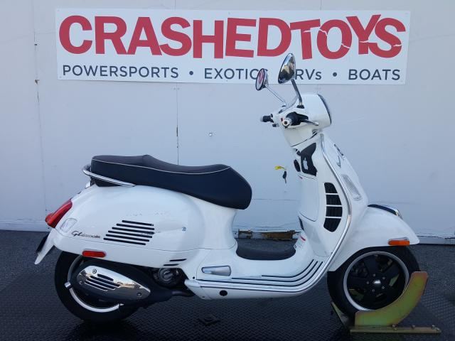 2012 Vespa GTS 300 SU for sale in Van Nuys, CA