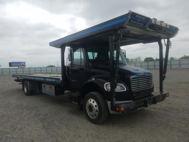 Freightliner M2 salvage cars for sale: 2017 Freightliner M2