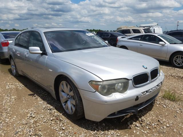 Salvage cars for sale from Copart Houston, TX: 2003 BMW I Series