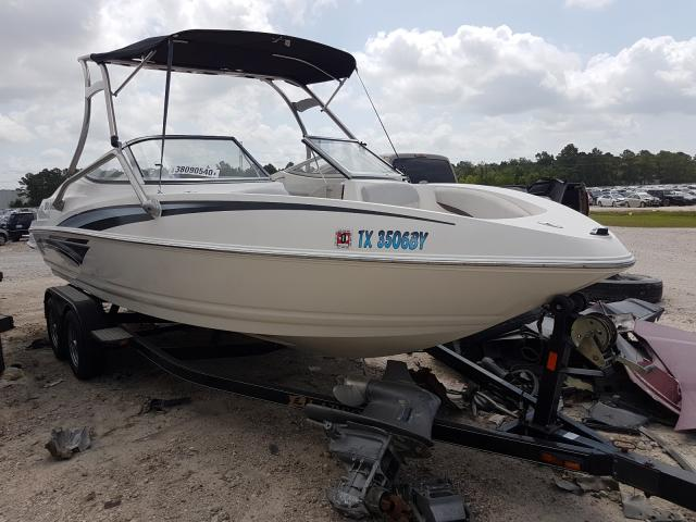 Larson Boat salvage cars for sale: 2007 Larson Boat