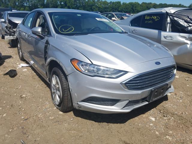 2017 Ford Fusion S for sale in Houston, TX