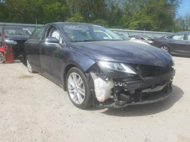 Lincoln MKZ Hybrid salvage cars for sale: 2014 Lincoln MKZ Hybrid