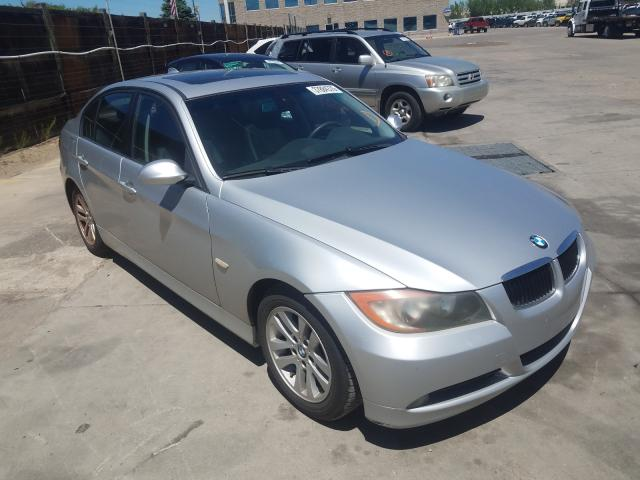 BMW salvage cars for sale: 2007 BMW 328 I Sulev