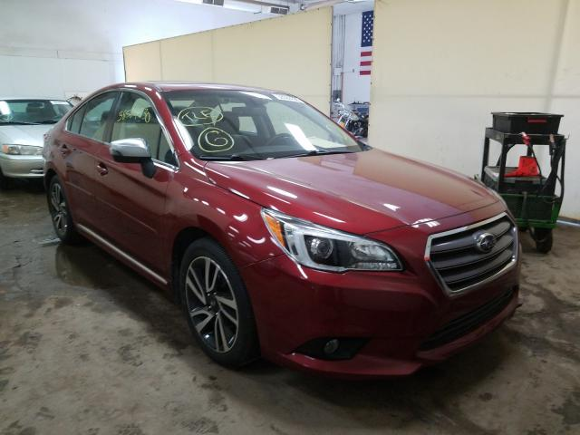 2017 Subaru Legacy Sport for sale in Davison, MI