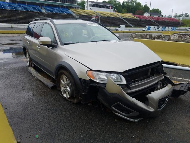 Salvage cars for sale from Copart Concord, NC: 2008 Volvo XC70
