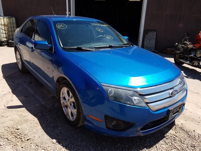 2012 Ford Fusion SE for sale in Billings, MT