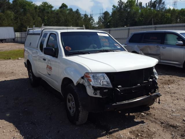 2014 Nissan Frontier S en venta en Charles City, VA