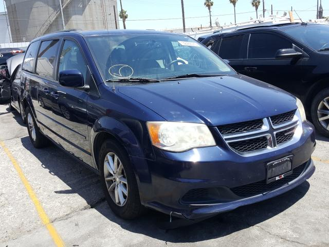 Dodge Grand Caravan salvage cars for sale: 2013 Dodge Grand Caravan