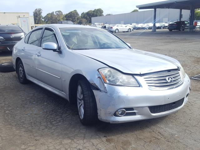 Infiniti M35 Base salvage cars for sale: 2009 Infiniti M35 Base
