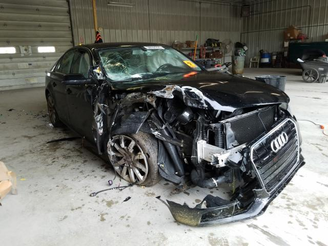 Audi salvage cars for sale: 2014 Audi A4 Premium
