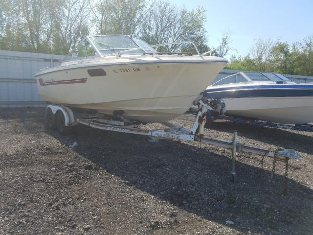 Chris Craft Boat salvage cars for sale: 1987 Chris Craft Boat