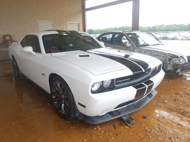 Salvage cars for sale from Copart Tanner, AL: 2014 Dodge Challenger