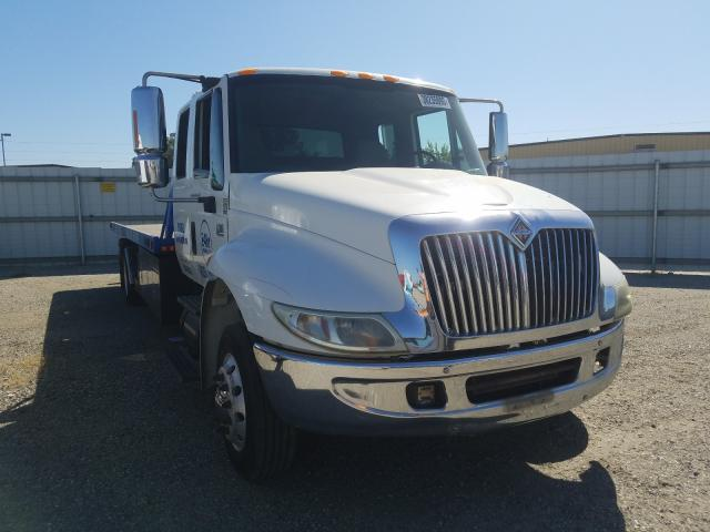International salvage cars for sale: 2005 International 4000 4300