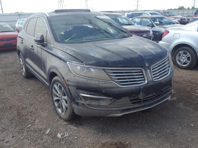 Lincoln salvage cars for sale: 2015 Lincoln MKC