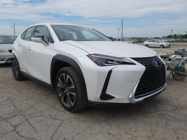 Lexus UX 250H salvage cars for sale: 2020 Lexus UX 250H