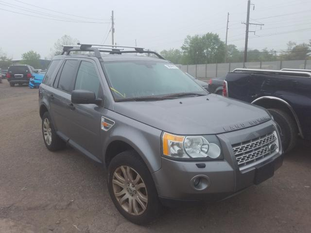 Salvage 2008 LAND ROVER LR2 - Small image. Lot 38549900