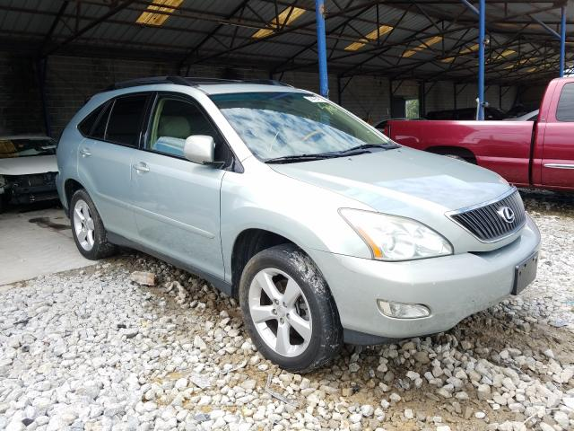 Salvage cars for sale from Copart Cartersville, GA: 2006 Lexus RX 330