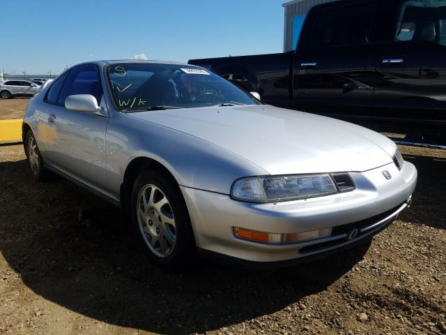 Honda salvage cars for sale: 1995 Honda Prelude SI