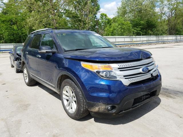 Ford Explorer X salvage cars for sale: 2012 Ford Explorer X