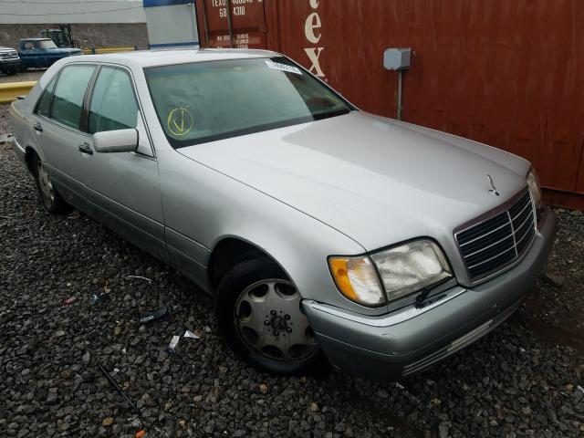 Mercedes-Benz salvage cars for sale: 1995 Mercedes-Benz S 320