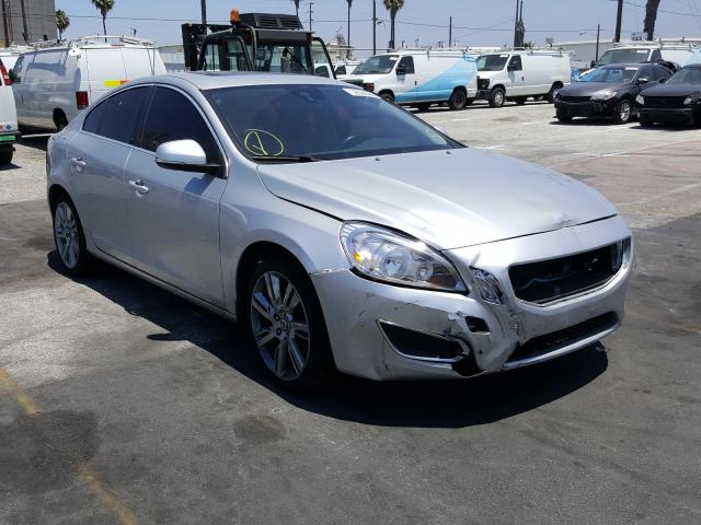 Volvo salvage cars for sale: 2012 Volvo S60 T5