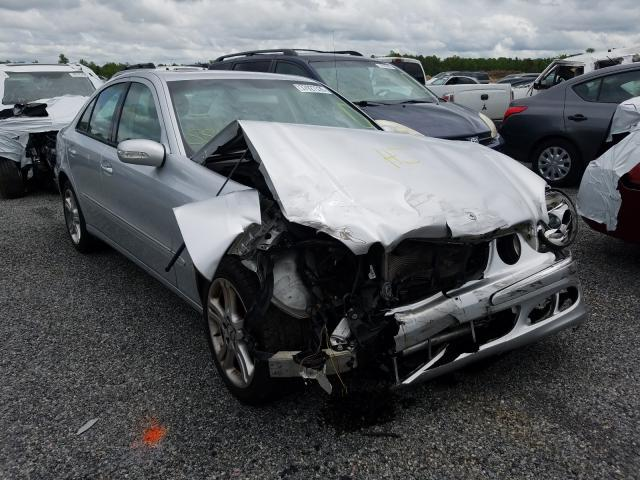 Salvage cars for sale from Copart Fredericksburg, VA: 2006 Mercedes-Benz E 350 4matic