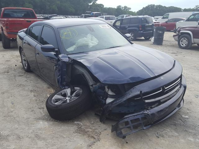 Salvage cars for sale from Copart Ocala, FL: 2015 Dodge Charger SE
