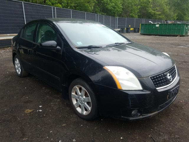 Nissan Sentra salvage cars for sale: 2009 Nissan Sentra