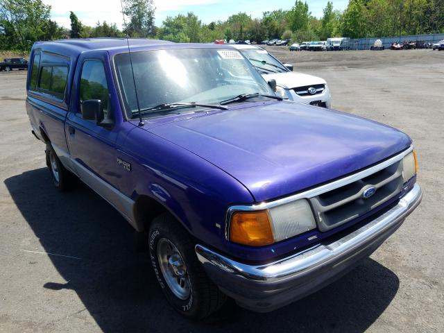 Ford Ranger salvage cars for sale: 1995 Ford Ranger