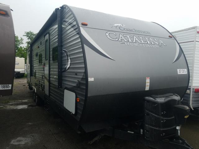 Coachmen salvage cars for sale: 2016 Coachmen Catalina