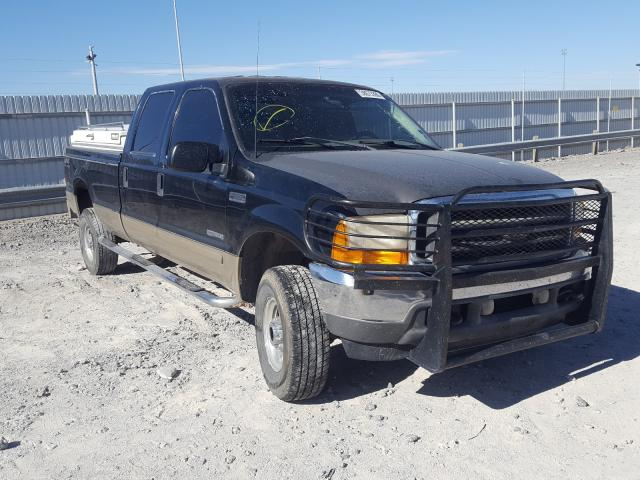 2001 Ford F350 SRW S for sale in Anthony, TX