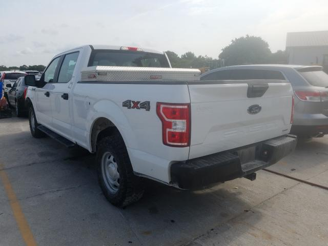 2018 FORD F150 SUPERCREW 1FTFW1EG8JFC65560