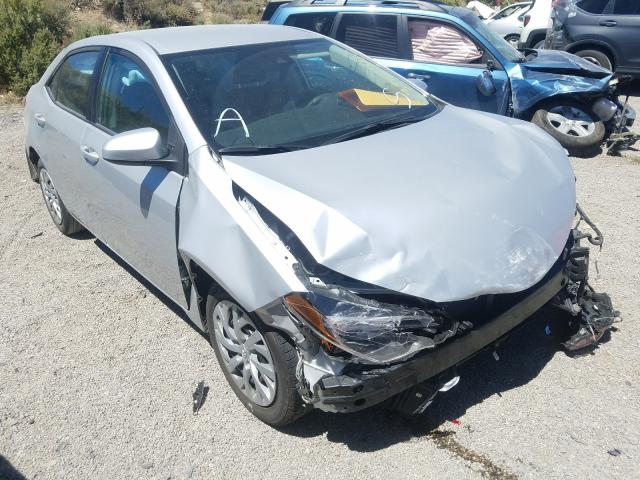 Toyota Corolla salvage cars for sale: 2017 Toyota Corolla