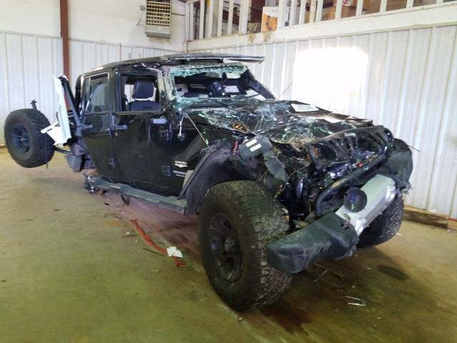 Salvage cars for sale from Copart Longview, TX: 2015 Jeep Wrangler U