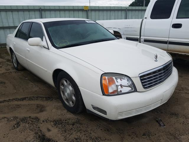 Cadillac salvage cars for sale: 2001 Cadillac Deville