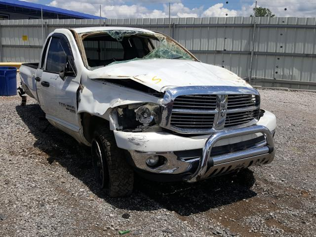 Dodge RAM 1500 S salvage cars for sale: 2006 Dodge RAM 1500 S