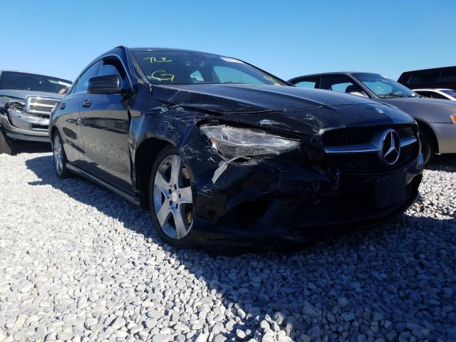 2016 Mercedes-benz Cla 250 2.0. Lot 38771270 Vin WDDSJ4EB6GN371464