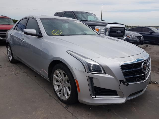 1G6AR5S39E0156062 2014 CADILLAC CTS LUXURY COLLECTION