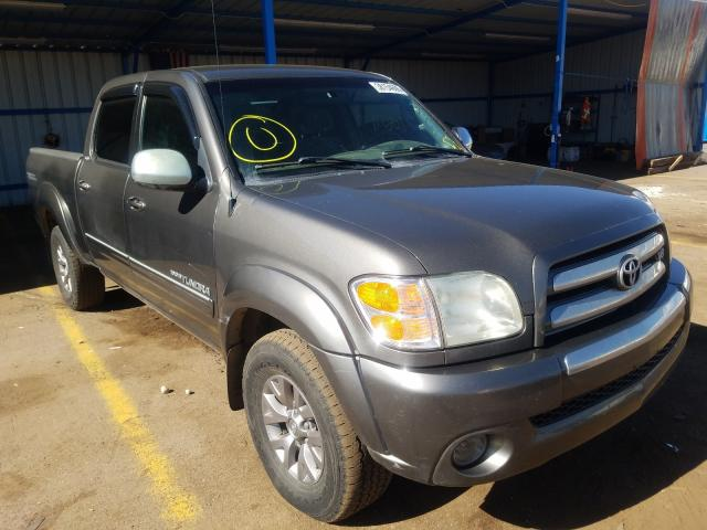 Vehiculos salvage en venta de Copart Colorado Springs, CO: 2004 Toyota Tundra DOU