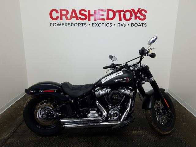 Harley-Davidson Flsl salvage cars for sale: 2019 Harley-Davidson Flsl
