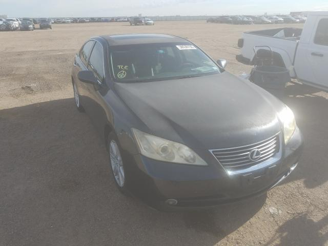Lexus salvage cars for sale: 2009 Lexus ES 350