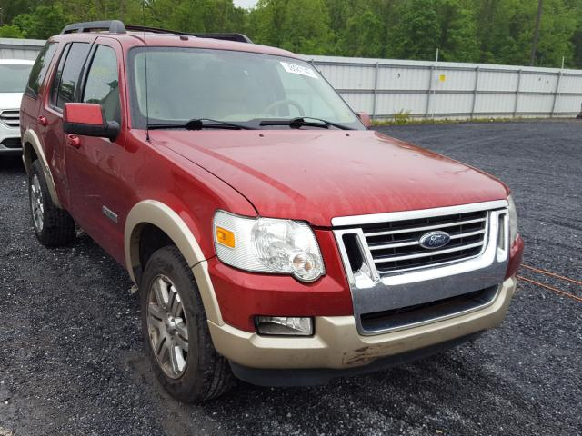 Salvage cars for sale from Copart York Haven, PA: 2008 Ford Explorer E