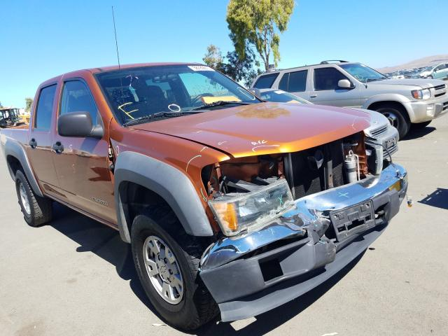 Chevrolet Colorado salvage cars for sale: 2005 Chevrolet Colorado