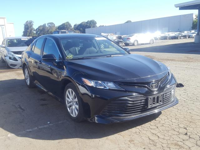 Salvage cars for sale from Copart Hayward, CA: 2019 Toyota Camry L