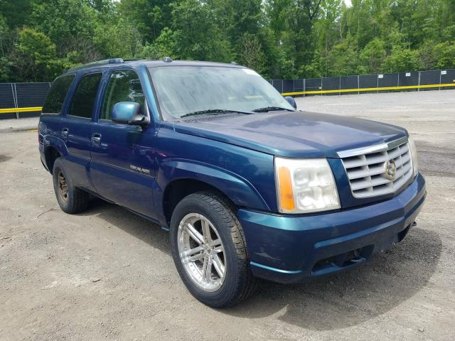 Salvage cars for sale from Copart Waldorf, MD: 2005 Cadillac Escalade L