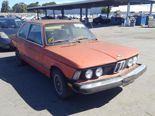 BMW 3 Series salvage cars for sale: 1978 BMW 3 Series