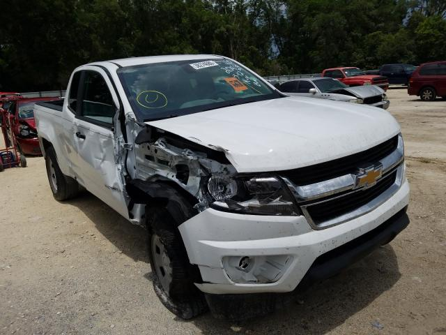 Salvage cars for sale from Copart Ocala, FL: 2017 Chevrolet Colorado