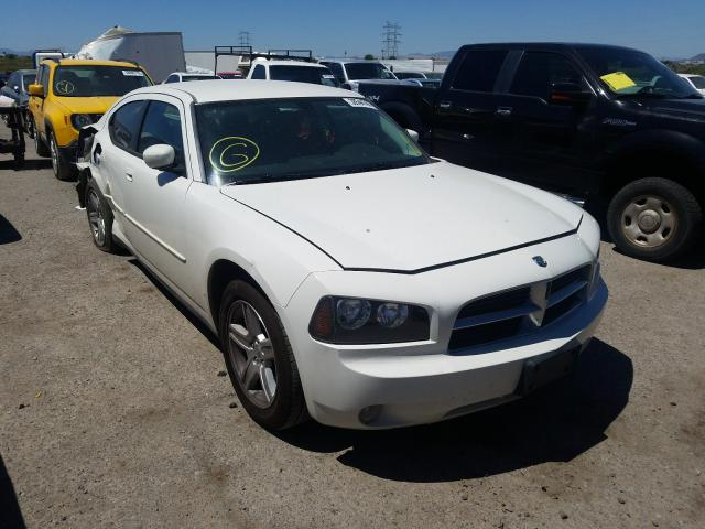 Salvage cars for sale from Copart Tucson, AZ: 2009 Dodge Charger