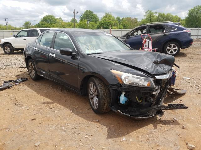 Salvage cars for sale from Copart Hillsborough, NJ: 2011 Honda Accord EXL