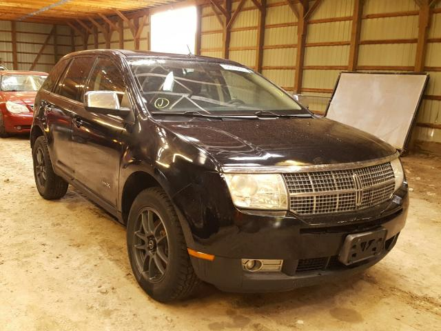 Lincoln salvage cars for sale: 2009 Lincoln MKX